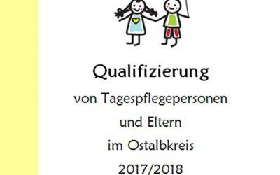 Die neue Qualifizierungsbroschüre ist da!
